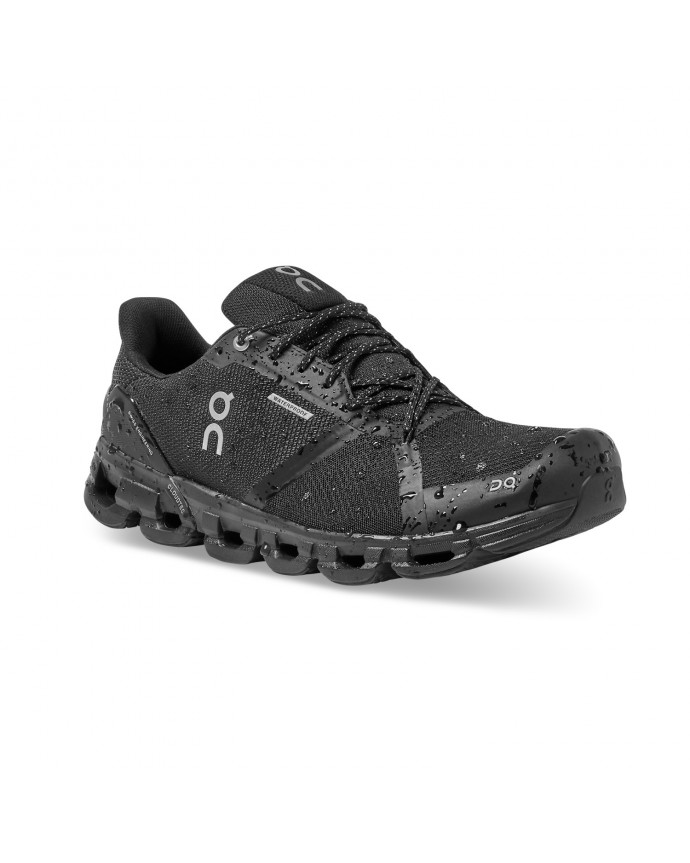 Cloudflyer Zapatillas Impermeables ON Mujer Negro/Lunar
