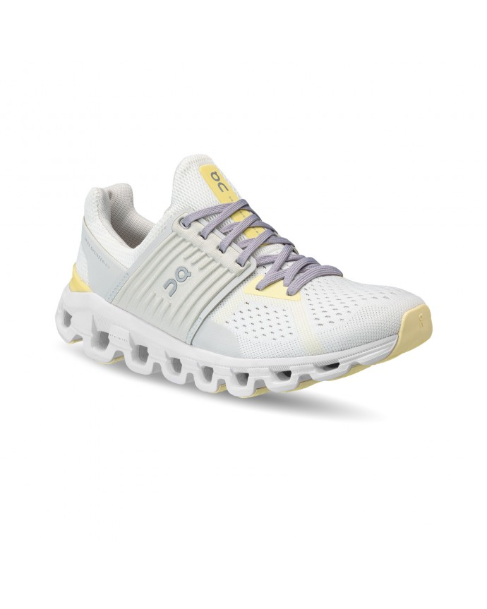 Cloudswift Zapatillas ON Mujer Blanco/Limelight