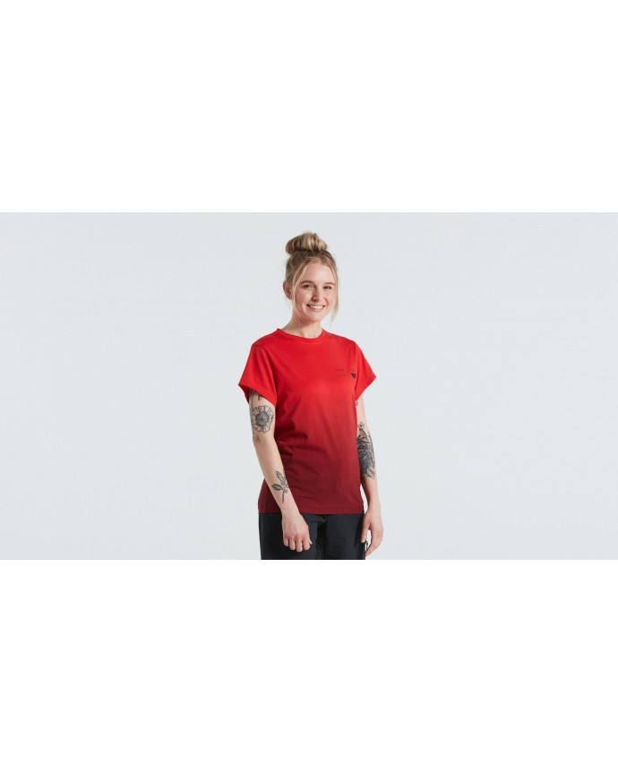 Speed Of Light Collection Camiseta Ss Specialized Mujer Infrared