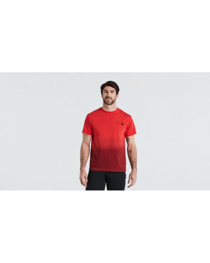 Speed Of Light Collection Camiseta Ss Specialized Men Infrared